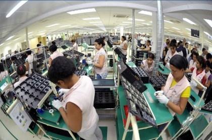 Samsung: Schlechte Arbeitsbedingungen in Brasilien