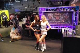 The Babes of GamesCom 2013