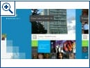 Windows 8: Foursquare-App - Bild 1