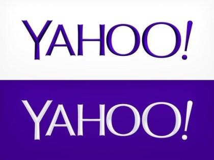 Das neue Yahoo-Logo