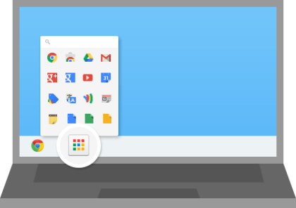 Chrome: Desktop-Apps