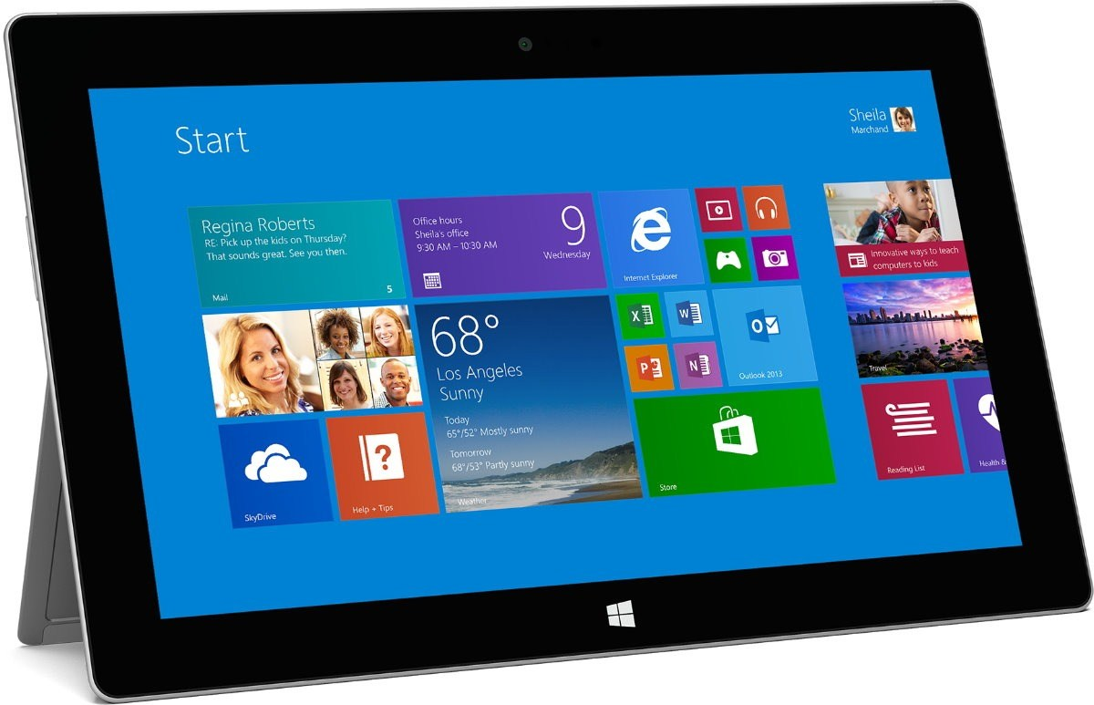 Microsoft sucht ARM-Profis: Surface 4 auch mit Windows 10 Mobile?