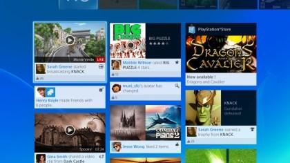 PlayStation 4: Neue Bilder der Oberfl�che