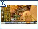 Google Street View: CERN