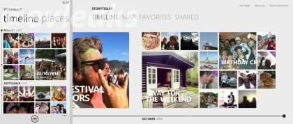 Nokia Storyteller-App