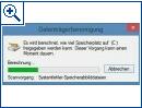 Windows 7: Disc Cleanup alter Updates