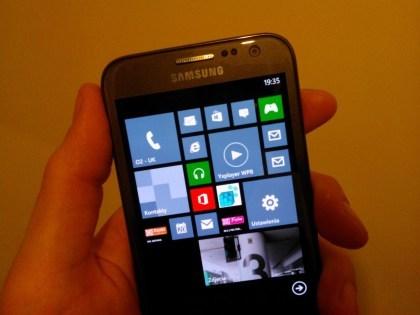 Samsung ATIV S Live-Tile Hack