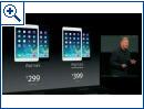 Apple-Keynote: Neue iPads