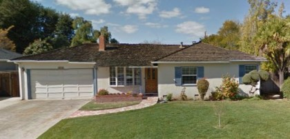Steve Jobs-Haus in Los Altos