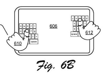 Microsoft-Patent: Sensor-Bezel