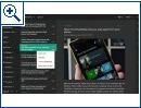 Nextgen Reader f�r Windows 8.1