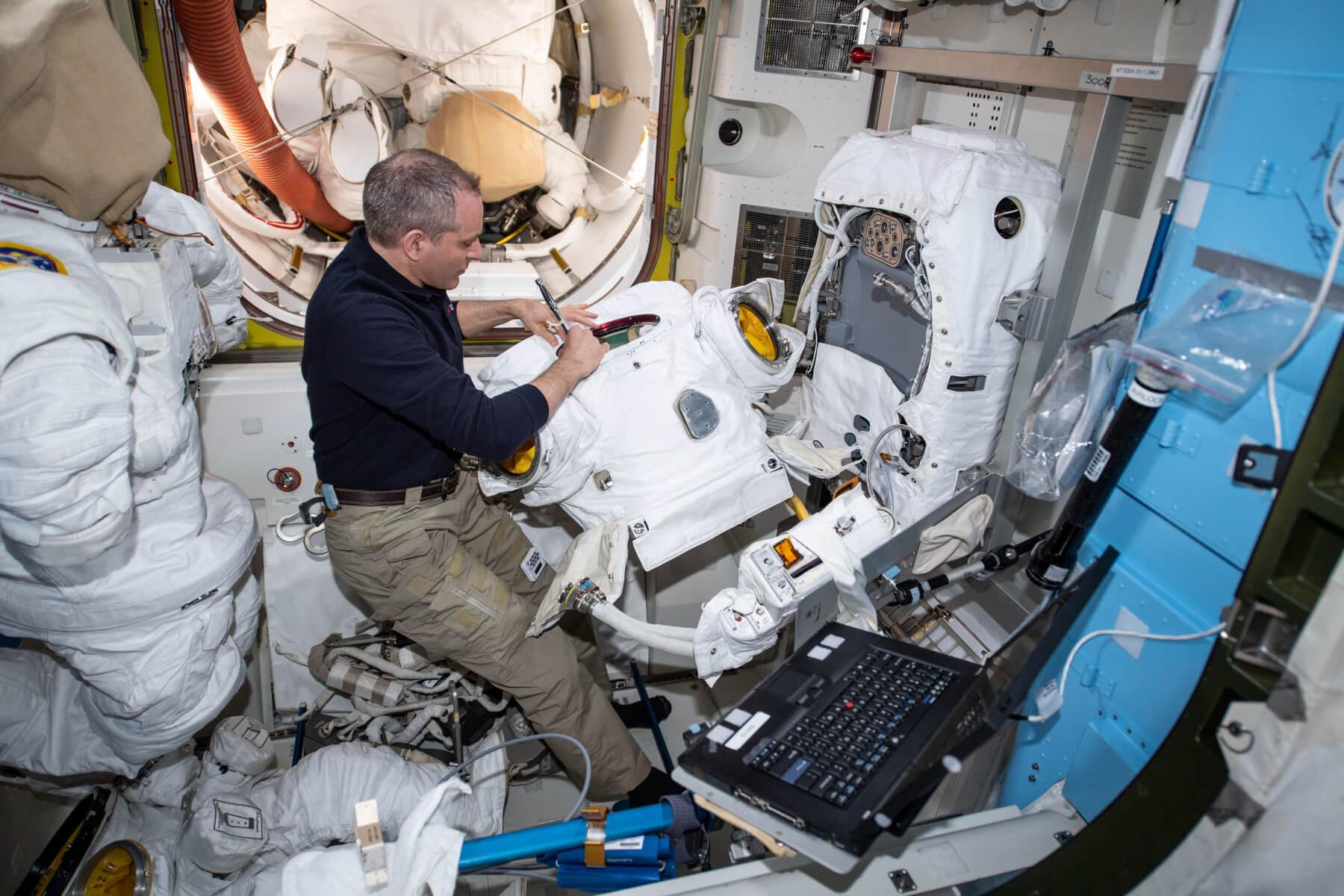 Raumstation ISS