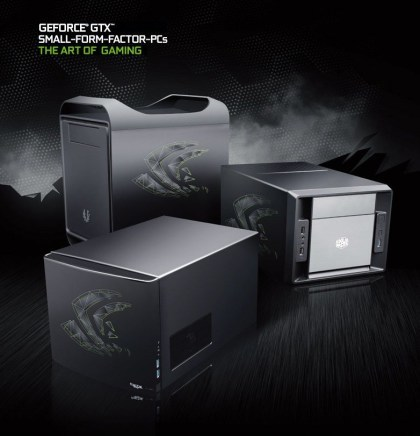 Nvidia GeForce SFF-PCs