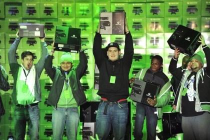 Xbox One: 1 Millionen mal verkauft