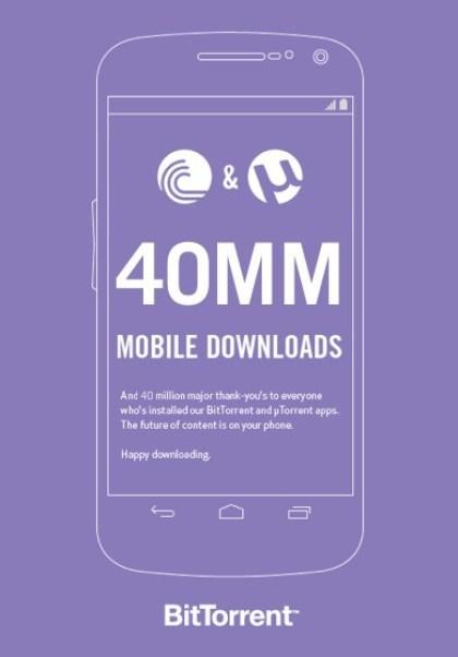 Bittorent Mobile