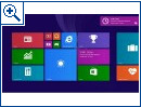 Bing Karten-Vorschau für Windows 8.1