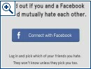 Facebook-App: Hate with Friends