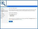 Microsoft-Konto: Neue Sicherheitsfunktionen