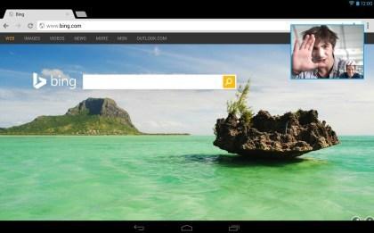 Skype 4.5 für Android