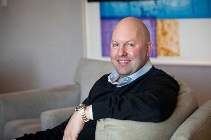 Netscape-Gründer Marc Andreessen