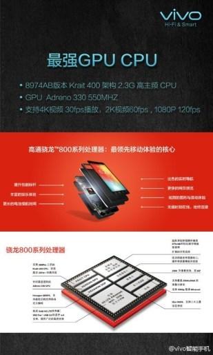 BBK Vivo Xplay3S