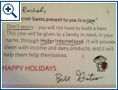 "Bill Gates als ""Secret Santa"" - Bild 3"