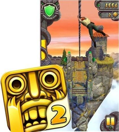 Temple Run 2 für Windows Phone