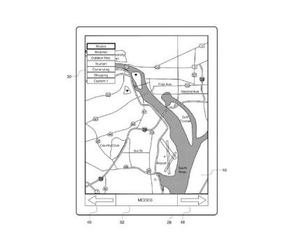 "Patent: Apple ""Interactive Maps"""