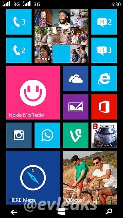 """Nokia Lumia """"Moneypenny"""""""