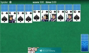 Microsoft Spiele für Windows Phone 8