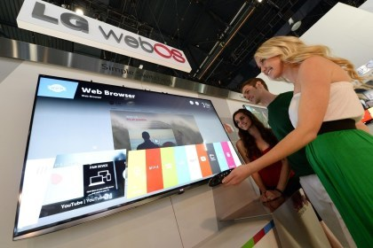 LG-Smart-TV mit webOS