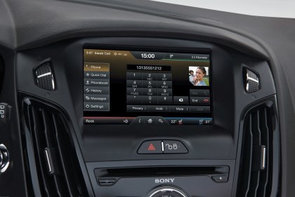 Ford SYNC AppLink Service