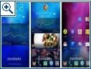 Samsungs neues TouchWiz