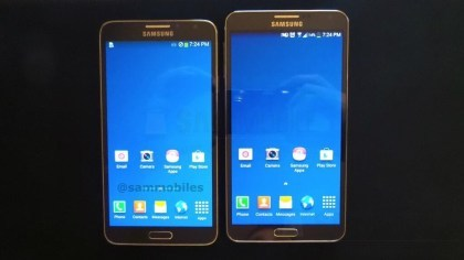 Galaxy Note 3 Datenblatt-Leak (GSMArena)