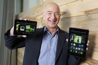 Amazon Kindle Kiosk