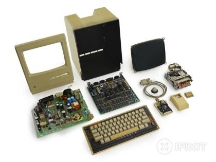 iFixit: Macintosh 128K Teardown