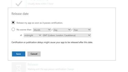 Update für Windows Store für Entwickler