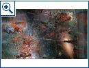 EVE Online: Weltraumschlacht mit riesen Schaden