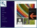 Windows 8.1 Update 1 Build 9600.16606 - Bild 4