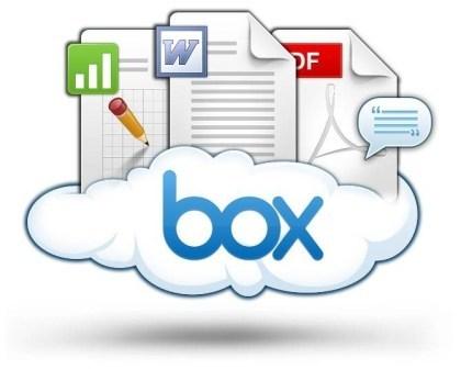 Cloud-Anbieter Box
