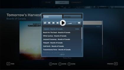 Steam Music Beta