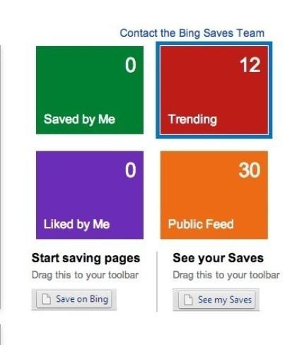 Bing Saves Beta