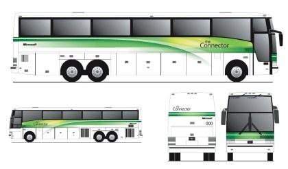 Microsoft Shuttle-Bus: The Connector