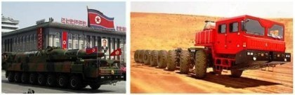 Fahndung nach Nordkoreas Raketenfabrik