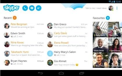 Neue Skype-Sofortnachrichten