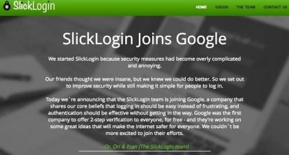 SlickLogin