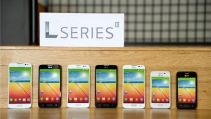 LG L40, L70 und L90