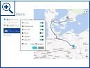 Nokia HERE Maps für Windows 8.1