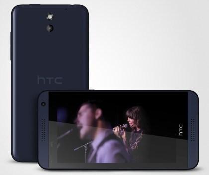 HTC Desire 610 und 816