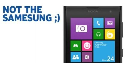 Nokia & HTC vs. Samsung Galaxy S5
